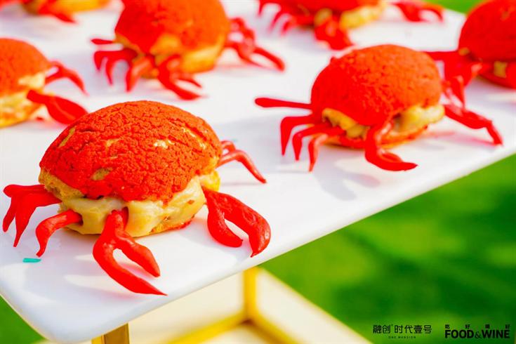《FOOD&WINE吃好喝好》第二届创意市集 开启饕餮蟹味之旅