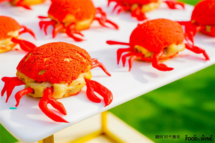 《FOOD&WINE吃好喝好》第二屆創意市集 開啟饕餮蟹味之旅