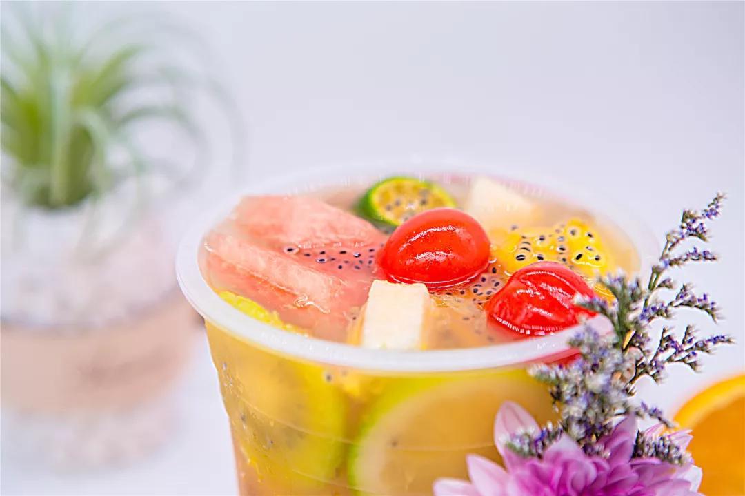 不仅有茶饮,还有美食、娱乐,广州新塘首家户外花园式网红奶茶店你怎能错过!