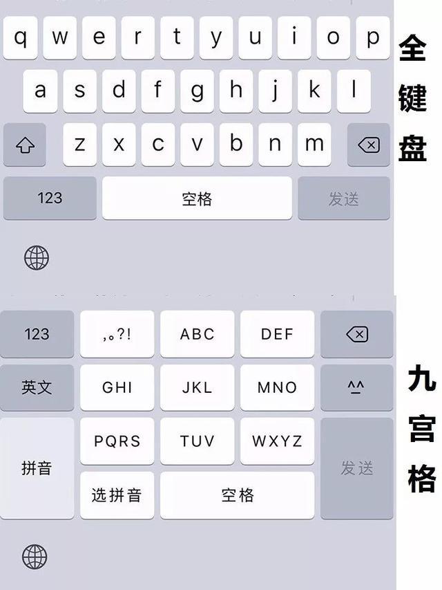 手机输入法的派别之争,九宫格和全键盘哪种更科学?的照片 - 10