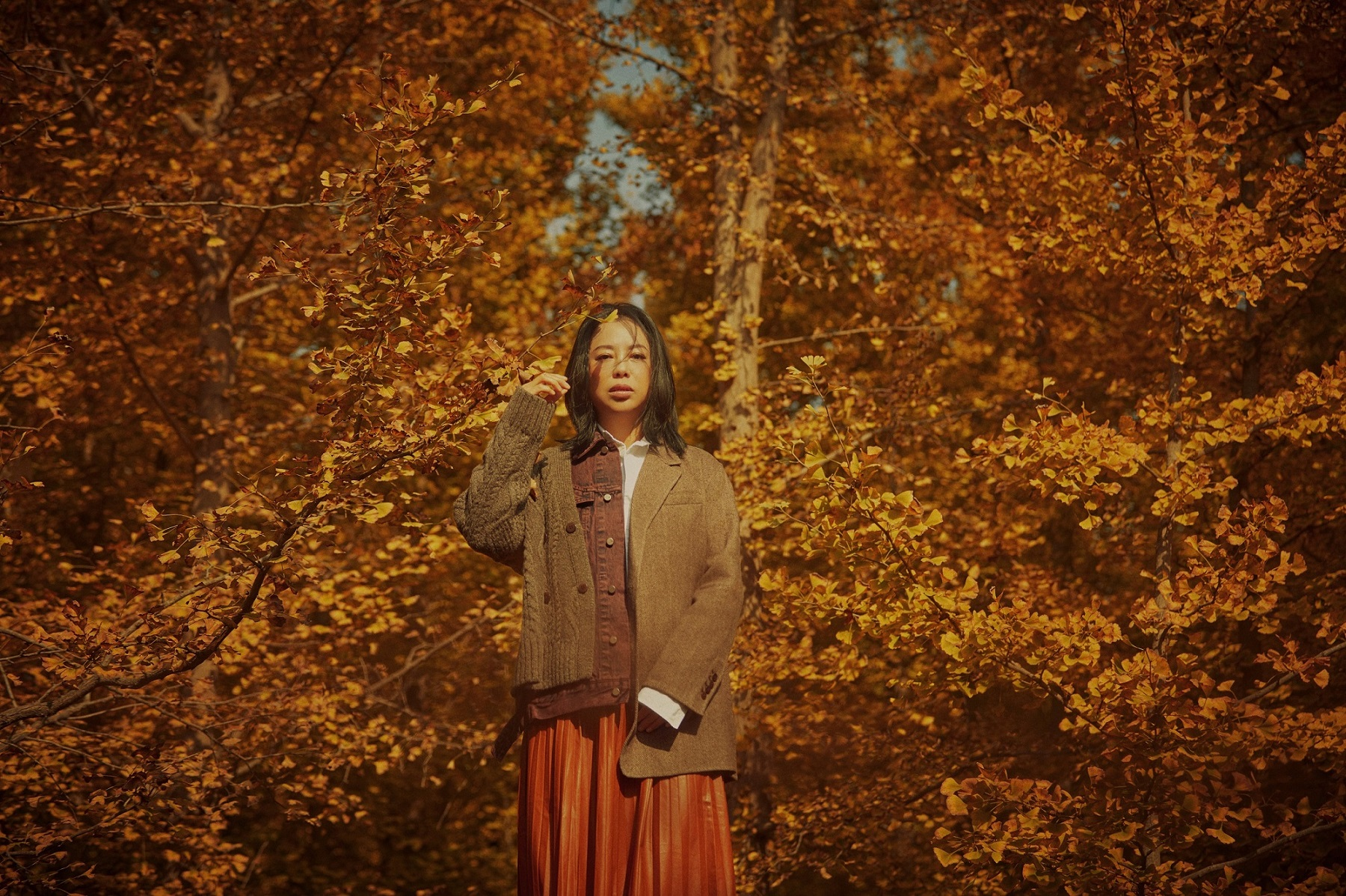 黄绮珊2019自选辑先导EP《出走》正式上线 温暖歌声唤醒追梦勇气