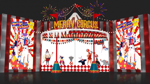 璀璨亮灯!上海世茂广场携手兰蔻点亮圣诞奇妙欢乐季