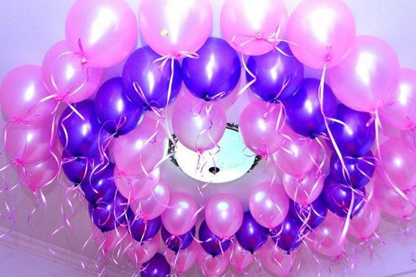 结婚气球怎么绑成一串?2020绑心形气球的教程