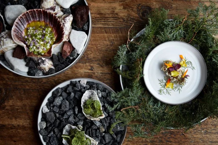 Restaurant Höst Food Moment