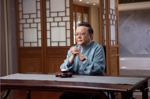 国玉鼎云轩×王刚 全新品牌宣传片震撼发布:看中国人真正的传家宝