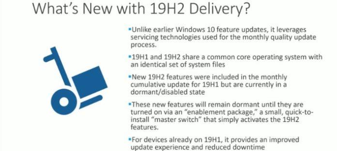 微软解释为何Win10 1909能够大幅减少更新停机时间的照片 - 3