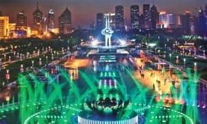 济南市公开征求社会意见,拟加强城市照明建设和管理