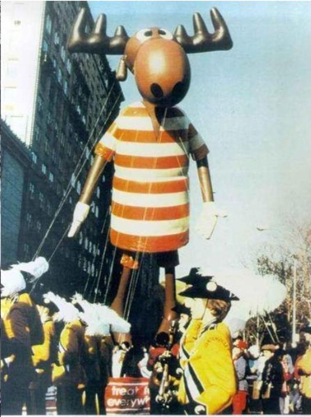 感恩節氣球拱門布置圖片!快看天上飛的氣球
