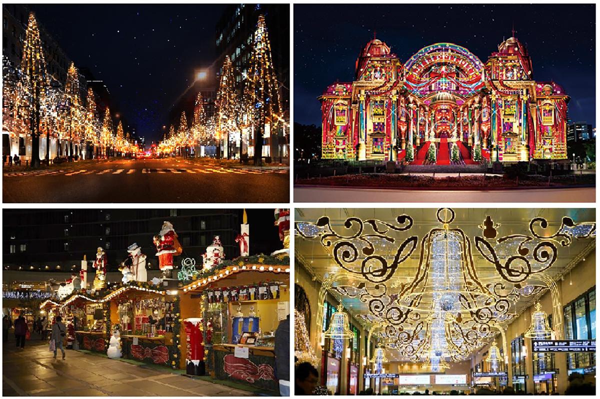 圣诞节・2020新年旅游购物攻略之大阪梅田阪急百货店