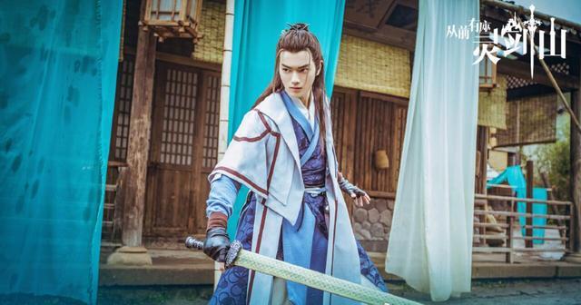 《灵剑山》戏份分配不均,王舞镜头不如琉璃仙多,他快被观众遗忘