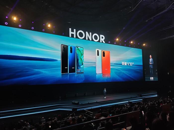 荣耀V30系列发布,3299元起,麒麟990加持全系5G的照片 - 9