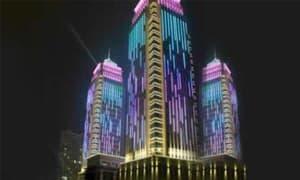 楼体亮化最常见的几种方式