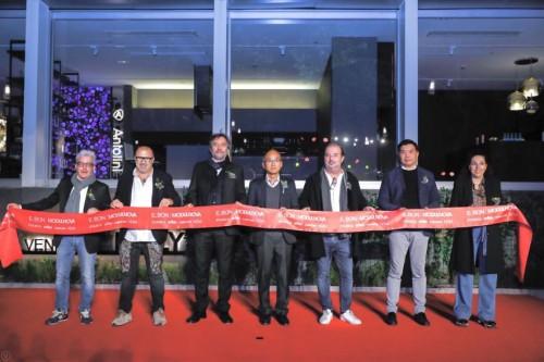 意大利高端家具品牌Modulnova首度亮相上海