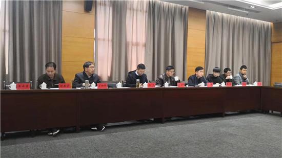 江苏省交通运输厅桥梁隧道安全专项抽查组进驻东台市开展工作