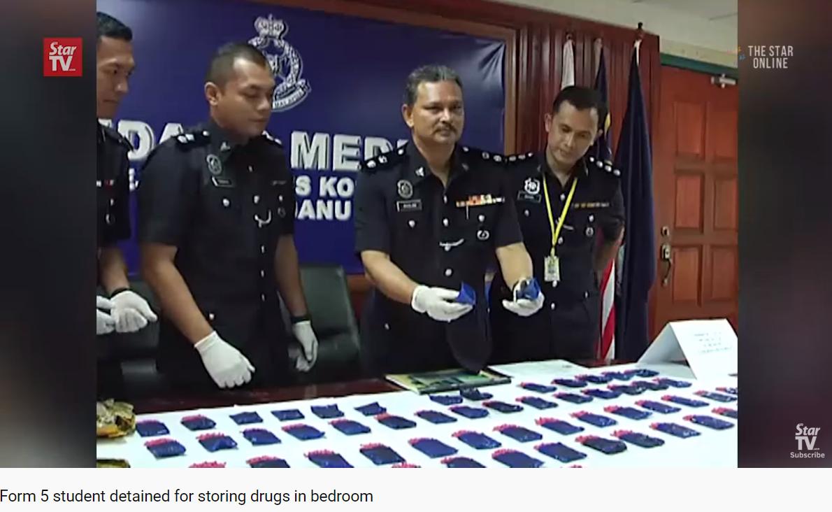 毒品,正在蚕食马来西亚