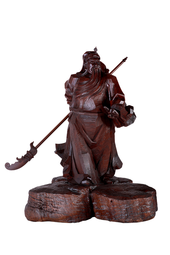 《和文化》——黄泉福雕塑艺术展
