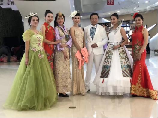 中国和海丨2019第27届新丝路模特大赛成都4场初赛圆满结束!