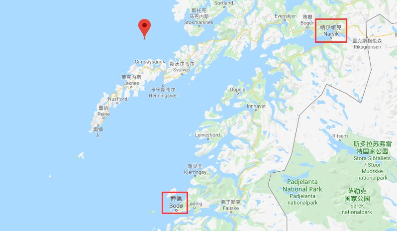 挪威罗弗敦群岛实用交通攻略