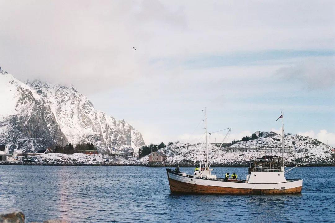 发现挪威罗弗敦群岛