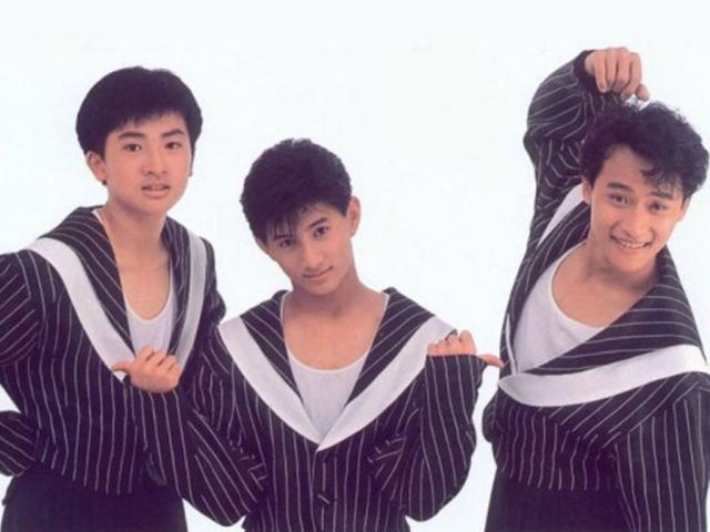 小虎隊合體成功!陳志朋曬蘇有朋和吳奇隆合照,三小虎變化都很大