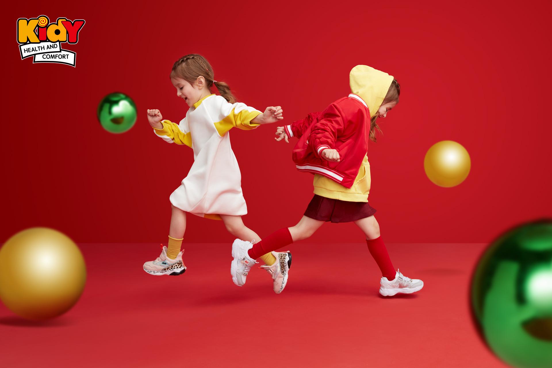 """科技护足,舒适""""童""""行 巴西国宝级童鞋品牌Kidy重磅亮相中国"""