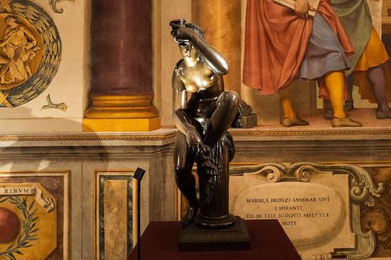 意大利佛罗伦萨|乌菲齐美术馆馆长埃克·施密特