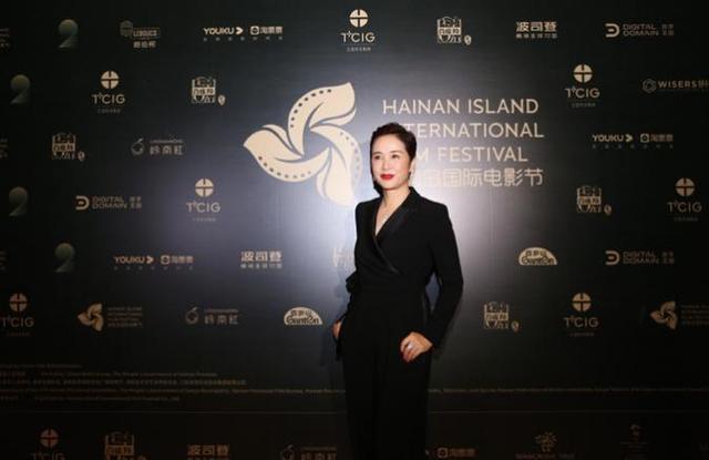 雀影东方,百雀羚以东方大美助力海南岛国际电影节