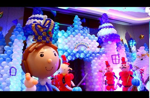 氣球造型教程圖解!簡單入門你不看看嗎