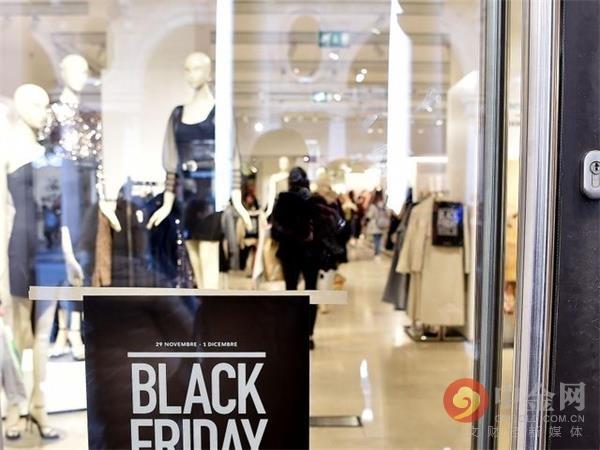 英国购物狂欢热度不减_中欧新闻_欧洲中文网