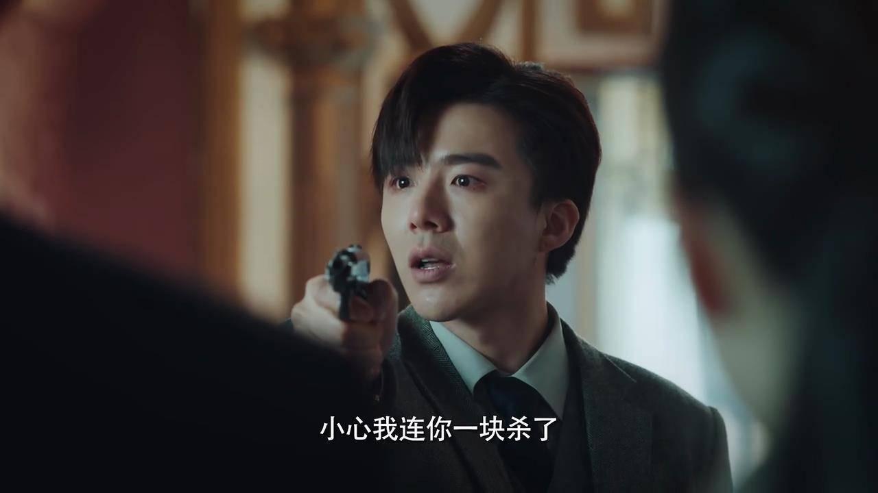 《热血少年》黄子韬演技被男二反超,昔日作品也获低评,太个性了