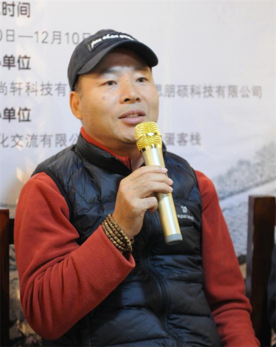 """""""老屋印象""""艺术沙龙 畅谈中国画写生与创作"""