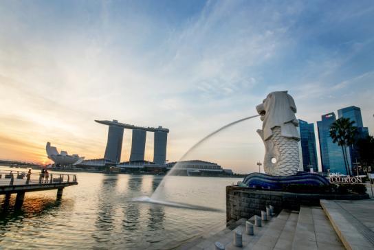 《新加坡|发现你的不期而遇》