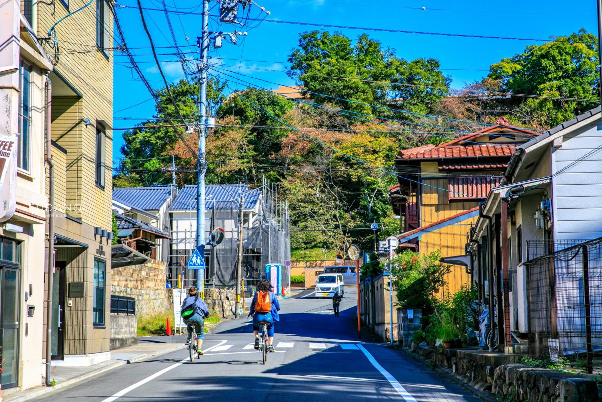街拍日本,中国摄影师眼里的京都:它为何没有和洛阳成为友好城市