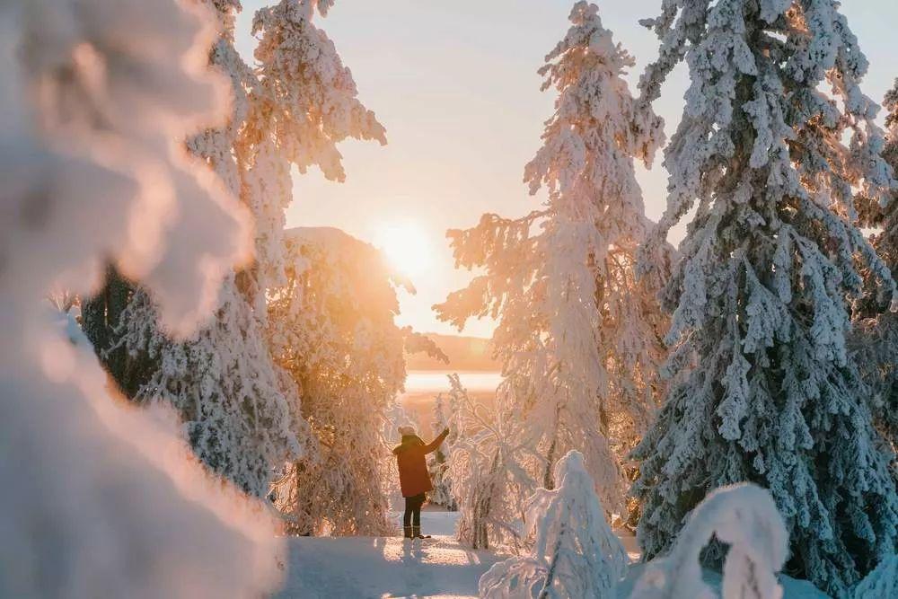 芬兰罗瓦涅米