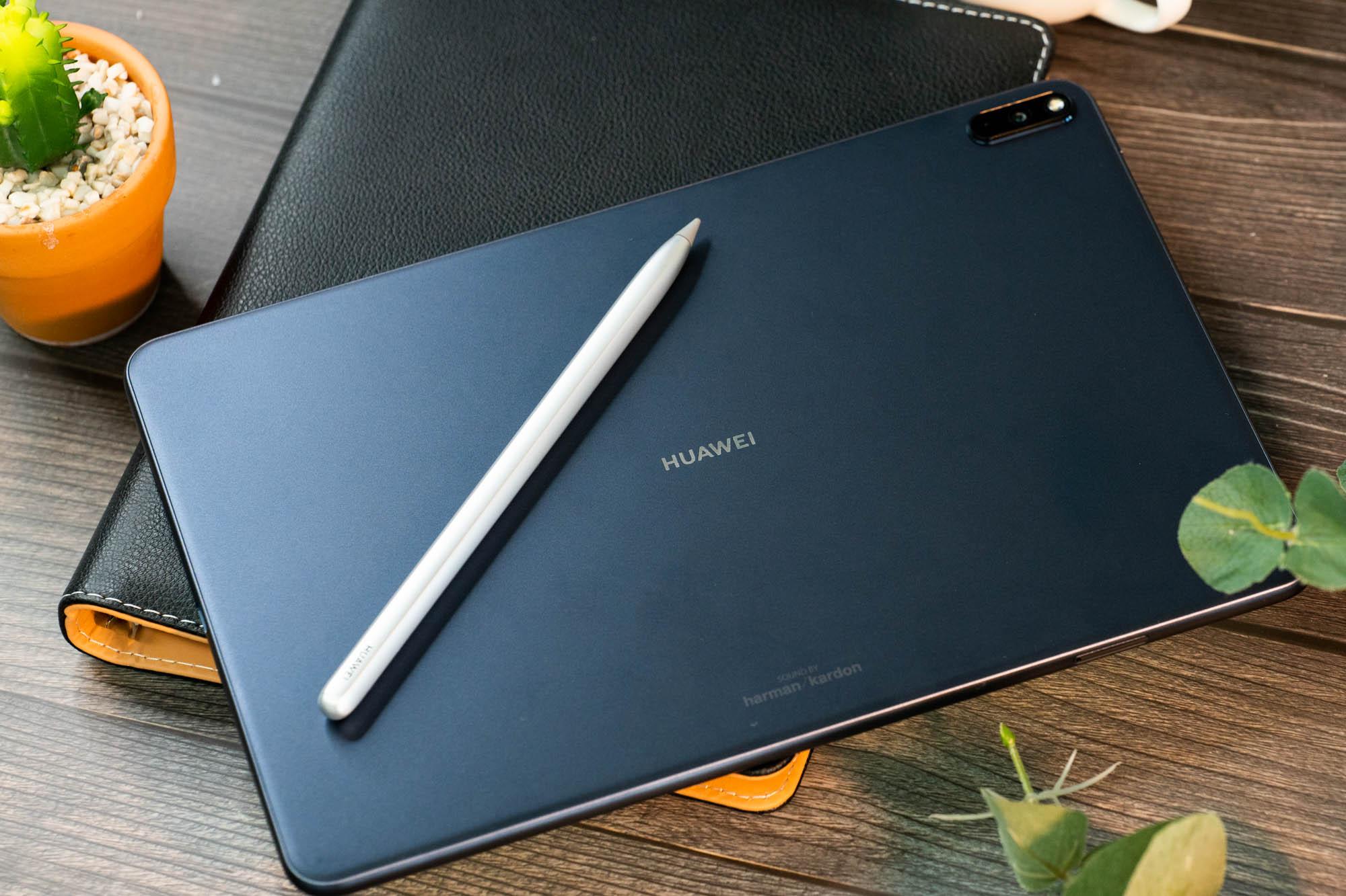 华为MatePad Pro开箱体验:最高屏占比平板的照片 - 3