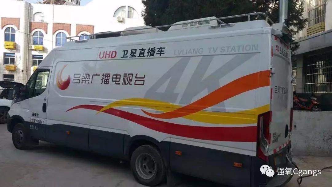 吕梁广播电视台UHD卫星直播车选用Teranex处理器进行制式转换