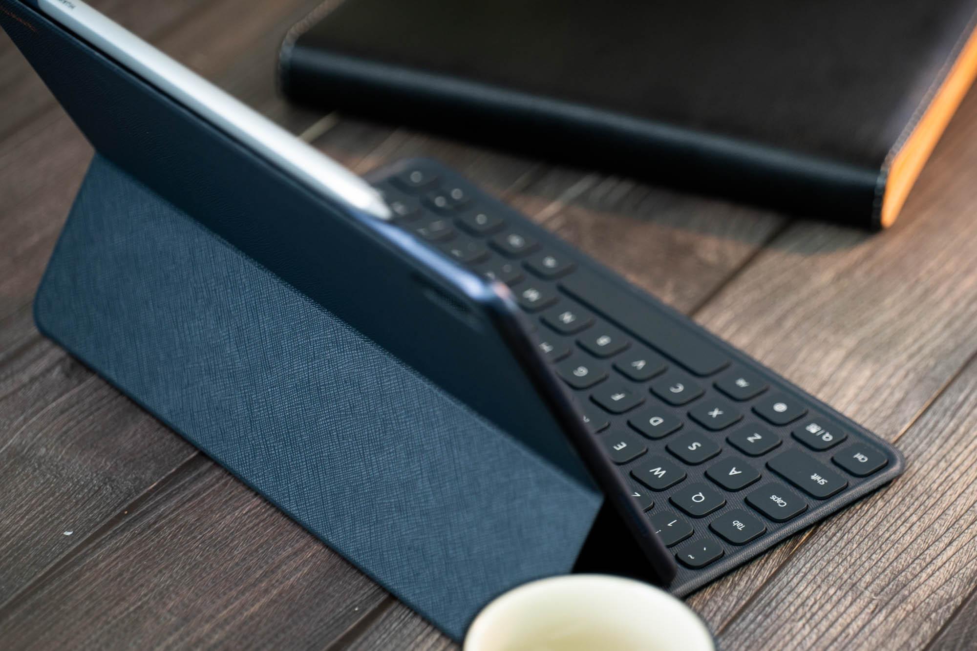 华为MatePad Pro开箱体验:最高屏占比平板的照片 - 5