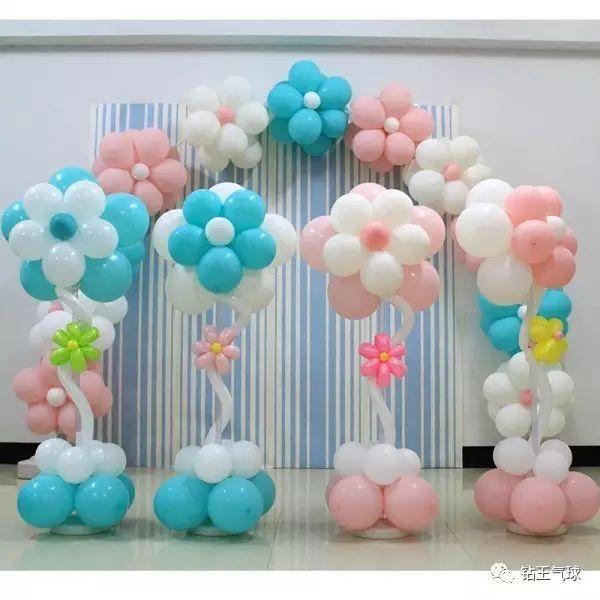 怎樣制作氣球拱門?好看的氣球拱門大全制作方法