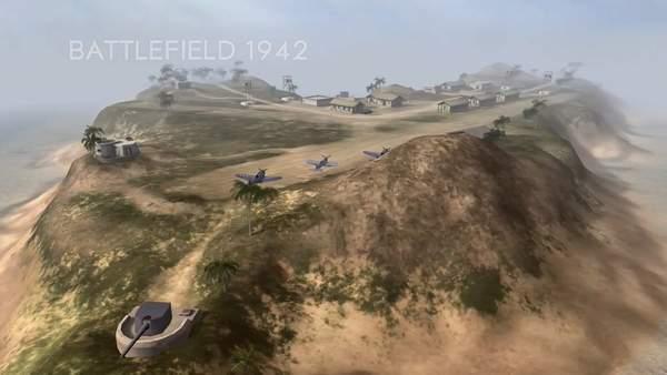 """《战地5》""""威克岛""""地图预告定于12月12日正式上线_视频"""