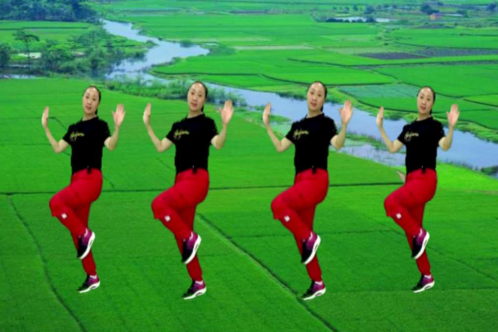 最新广场舞《望爱却步》凄美情歌 舞步动感活力 简单易学