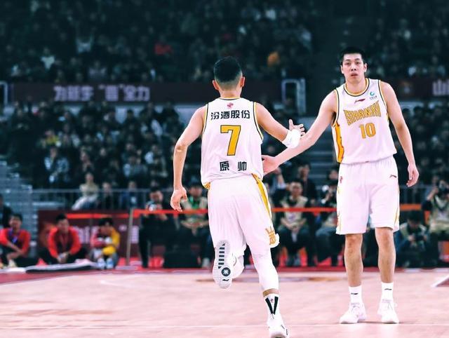 赢球之后还加练,三双王太敬业,山西男篮崛起不是没理由的