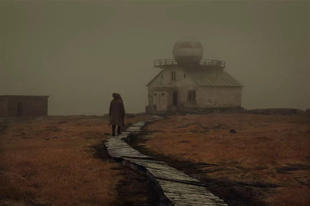 现实版海上钢琴师!一人一屋,在北极独自生活18年