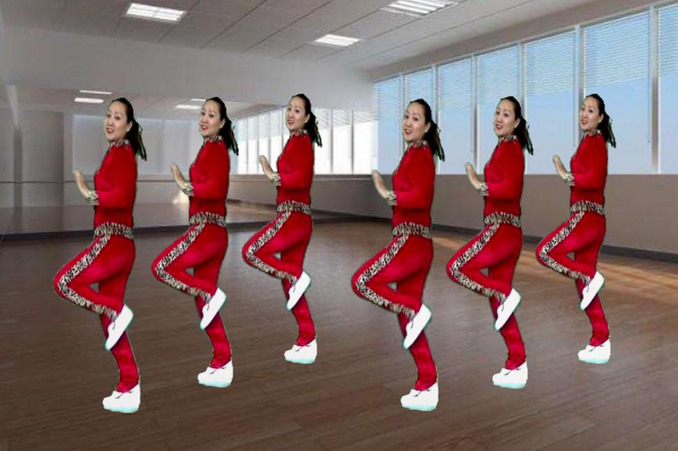 花样式鬼步舞《世界第一等》经典粤语版 老歌听不够 舞蹈青春活力