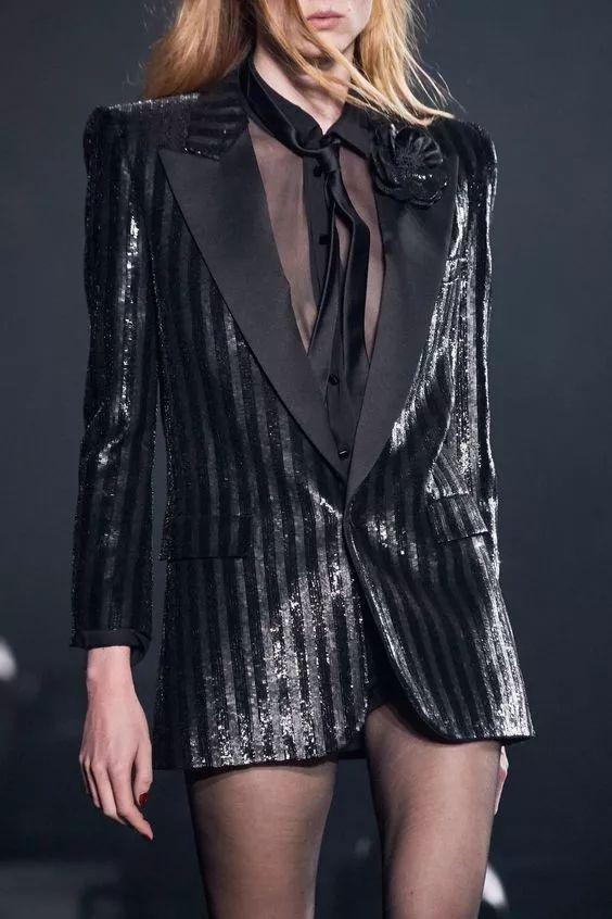 [時尚 時裝資訊]2020西裝流行趨勢