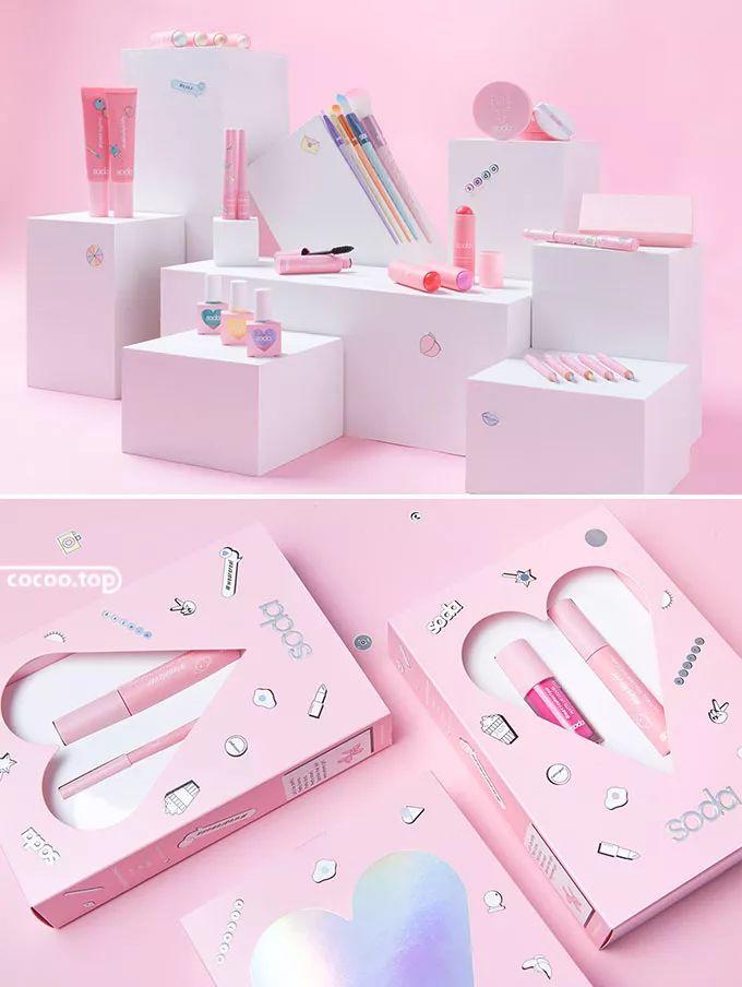 化妆品系列包装设计