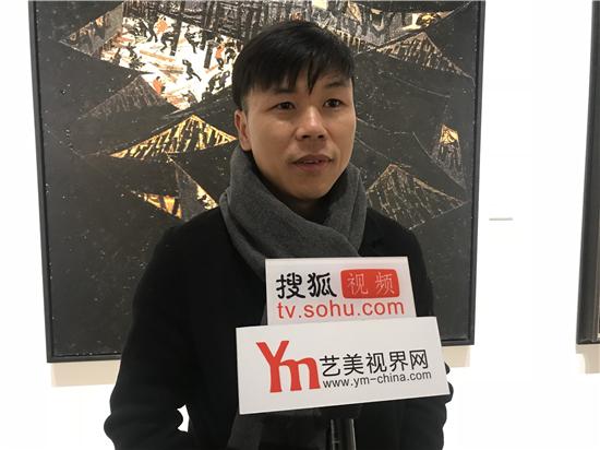 """""""青年油画创作人才培养""""高研班作品展 在京开幕"""