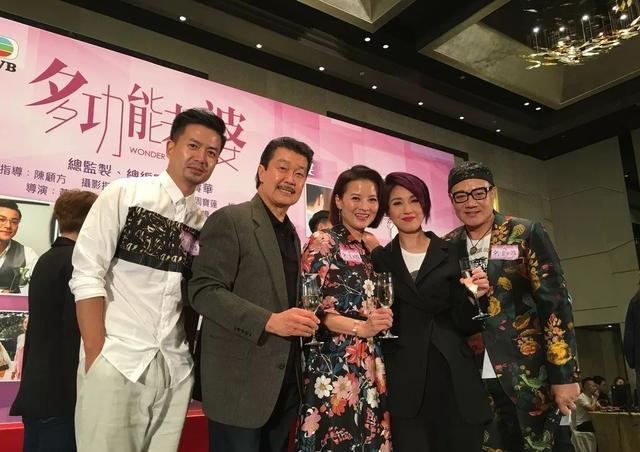 40岁内地男演员TVB跑龙套多年 曾在夜场唱歌被羞辱 每天只用50元