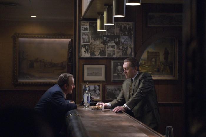 Netflix《爱尔兰人》首批收视数据:首周观看量超2600多万_中欧新闻_首页 - 欧洲中文网
