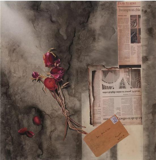 穆萨丨水墨广东·艺术博览会名家推荐