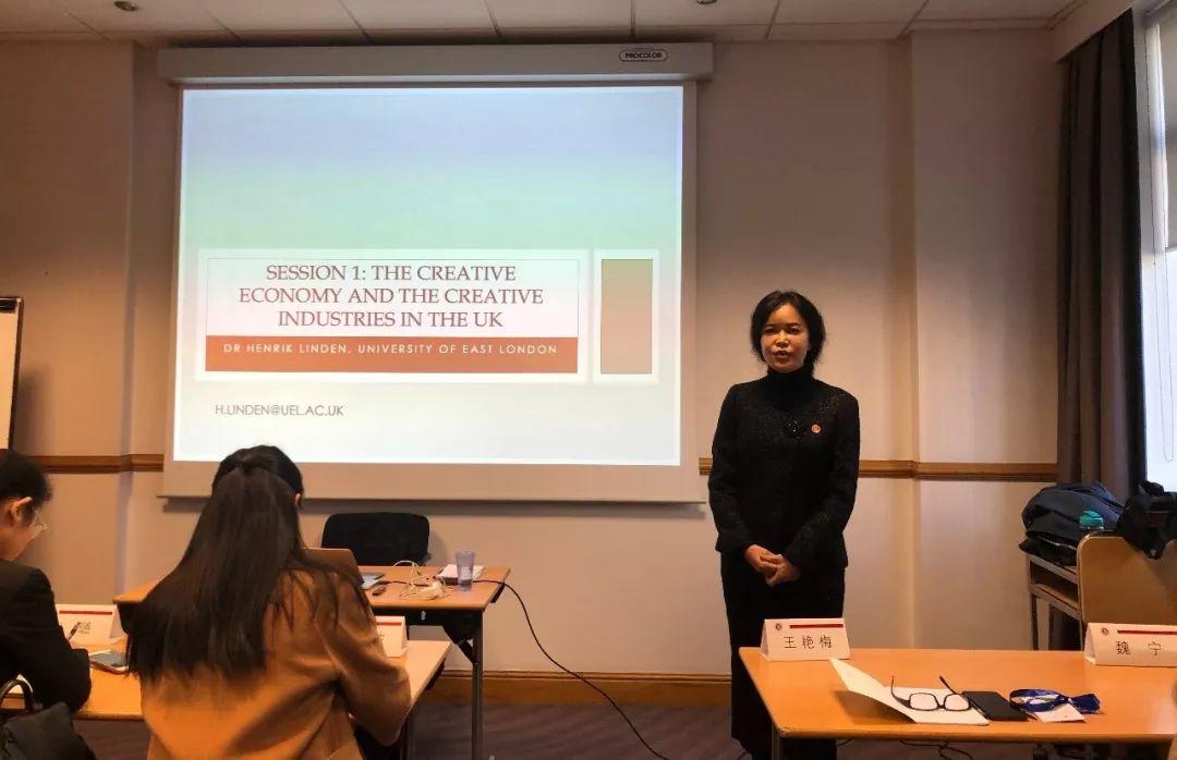 海外十期在英国伦敦开班并赴伦敦西区实地考察_英国新闻_英国中文网